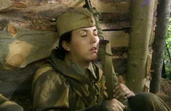 На реке Девице (2006 г.)